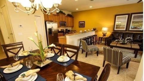 Fantastic 4 Bedroom 3 Bathroom Town Home with Private Pool. 3085BPR - Image 1 - Orlando - rentals