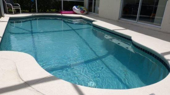 Deluxe 4 Bed 2 Bath Pool Home at The Manors, Westridge near Disney. 148GL - Image 1 - Four Corners - rentals