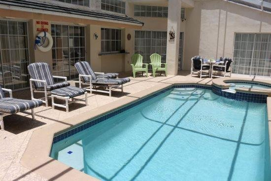 8801CC. Beautiful 3 bedroom 3 Bath Pool Home In Lindfields Reserve - Image 1 - Kissimmee - rentals