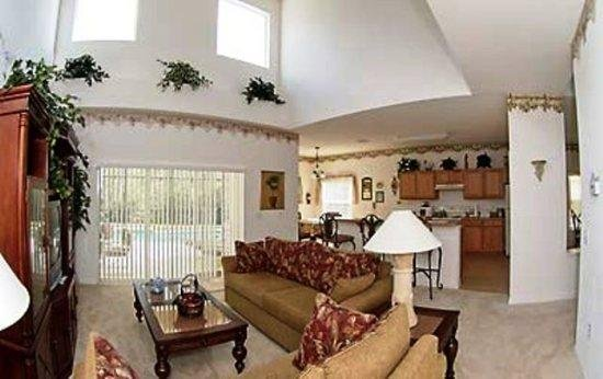 Fabulous 5 Bedroom Disney Area Home In Cumbrian Lakes. 1215WW - Image 1 - Orlando - rentals
