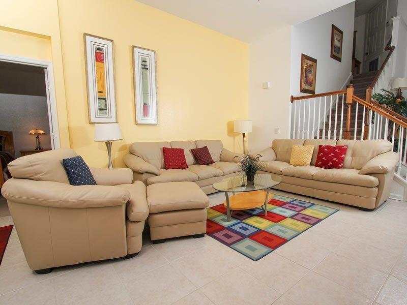 5 Bedroom 5 Bath Pool Home in Windsor Hills Resort. 7738CS - Image 1 - Orlando - rentals