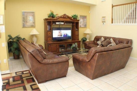 Luxury 6 Bedroom 3.5 Bathroom Pool Home in Windsor Palms Resort. 8054KPC - Image 1 - Reunion - rentals
