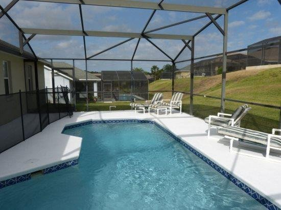 Disney Area 5 Bedroom 3 Bath Pool Home in Tuscan Ridge. 306MD - Image 1 - ChampionsGate - rentals