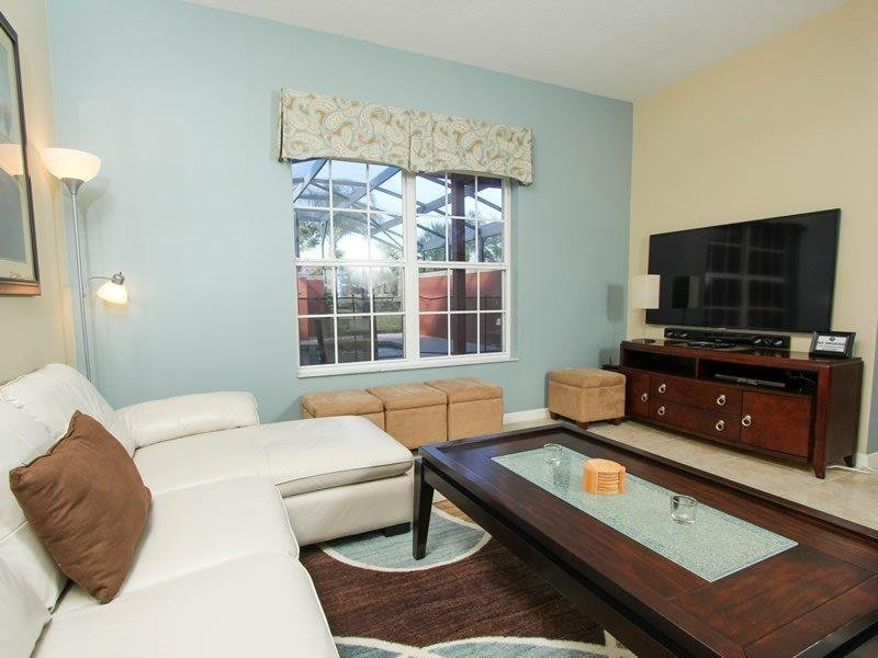 Lovely 4 Bedroom 3 Bath Town House In Kissimmee Resort. 8975MP - Image 1 - Four Corners - rentals
