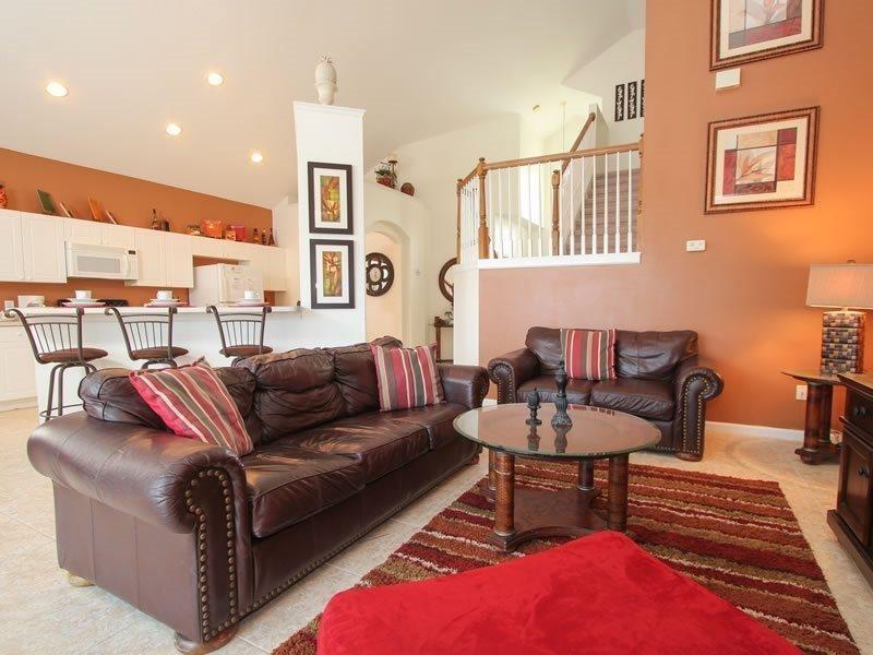 5 Bedroom 3 Bath Villa in the Windsor Palms Resort. 8176FPW - Image 1 - Orlando - rentals
