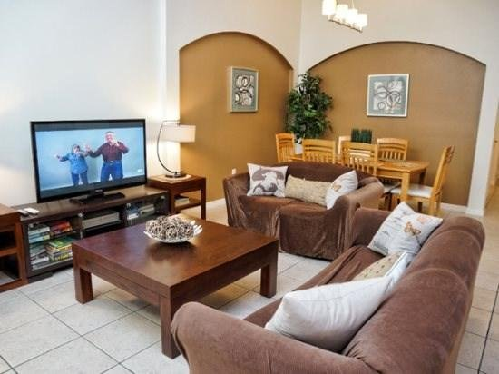 4 Bed 3 Bath Vacation Home with Southeast Facing Pool. 1221WWC - Image 1 - Intercession City - rentals