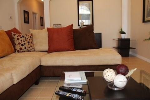 Modern 4 Bed 3 Bath Pool Home in Gated Community. 4809CLD - Image 1 - Intercession City - rentals