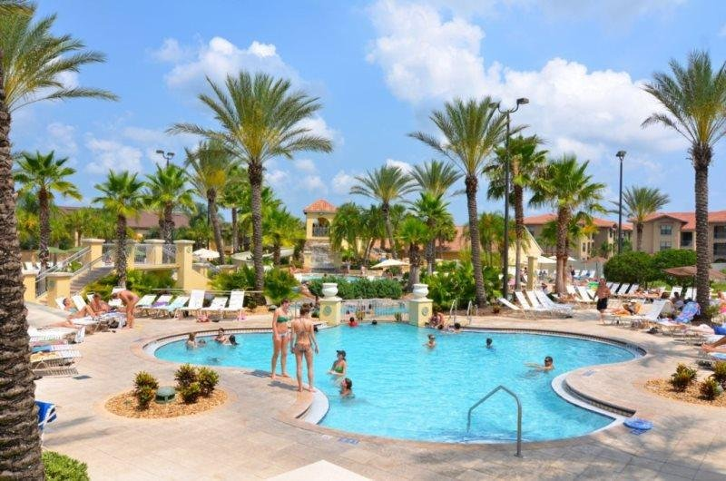 4 Bed 3.5 Bath Townhome In Fantastic Resort Near Disney. 2205CA - Image 1 - Kissimmee - rentals