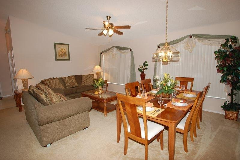 4 Bed 2 Bath Pool and Spa Home Near Disney. 503BC - Image 1 - Four Corners - rentals
