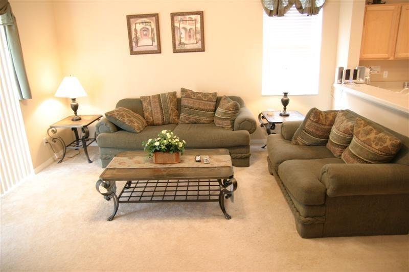 3 Bedroom 2 Bathroom Pool Home In Gated Community. 137HC - Image 1 - ChampionsGate - rentals