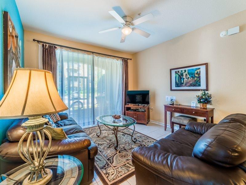 3 Bedroom 2 Bath Condo in Windsor Hills Resort. 7654CS-101 - Image 1 - Kissimmee - rentals