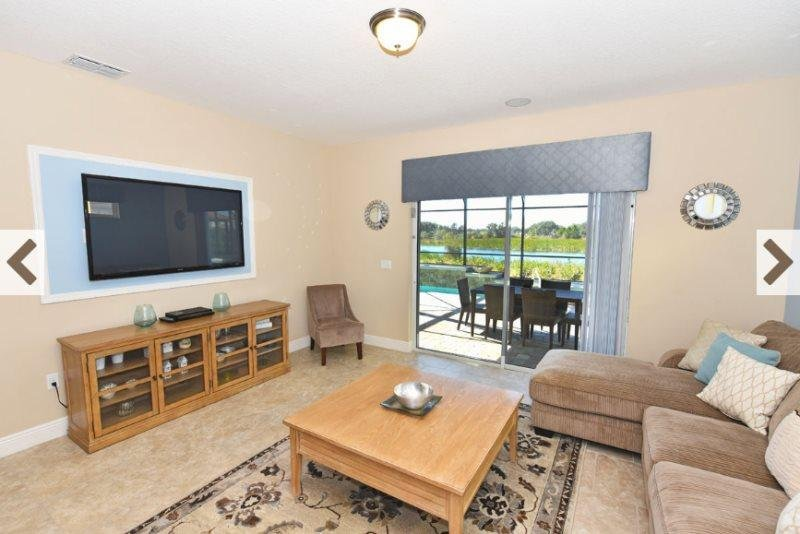 Beautiful 5 Bedroom 4.5 Bath Pool Home in Solterra Resort. 4425AC - Image 1 - Campbellton - rentals