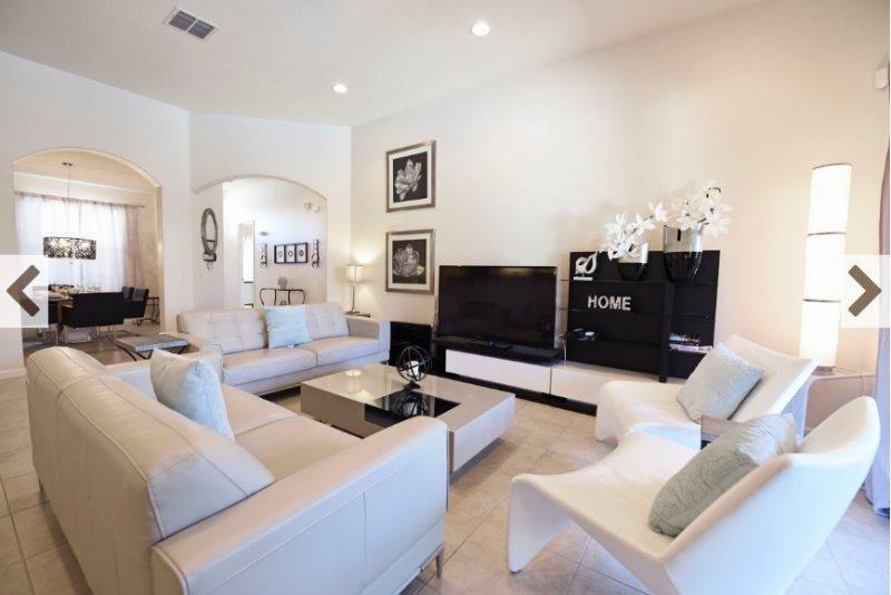 Stunning 5 Bedroom 4 Bath Solterra Resort Pool Home. 4079OD - Image 1 - Campbellton - rentals