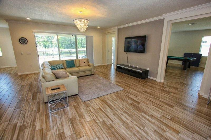 Beautiful 7 Bedroom 7.5 Bath Pool Home in Sonoma Resort. 3941OA - Image 1 - Kissimmee - rentals