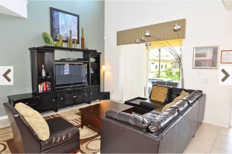 Aviana Resort 6 Bedroom 4 Bathroom Pool Home. 101SP - Image 1 - Davenport - rentals