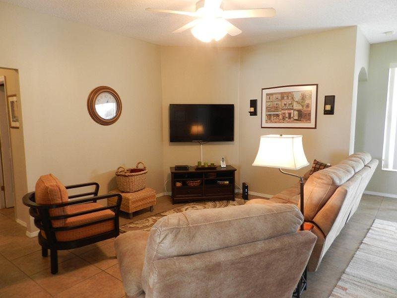 4 Bedroom Vacation Pool Home With Golf Course View. 530JA - Image 1 - Davenport - rentals