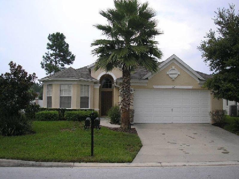 4 Bedroom Florida Vacation Home with Pool, Spa & Covered Lanai. 182PD - Image 1 - Davenport - rentals