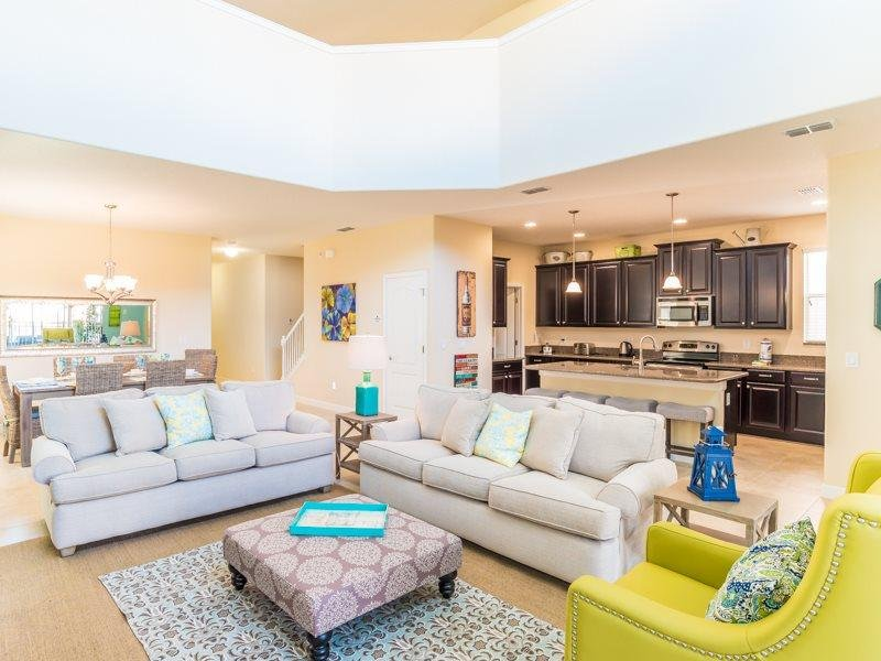 5 Bedroom 5 Bath Pool Home with Spa in Paradise Palms Resort. 9004MPR - Image 1 - Orlando - rentals