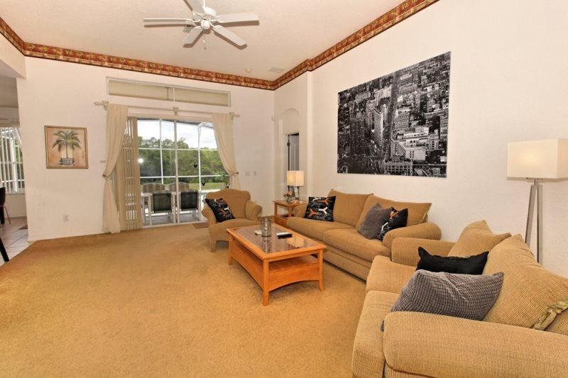 4 Bed 3 Bath Pool Home with Games Room in Golf Community. 1812NHD - Image 1 - Davenport - rentals