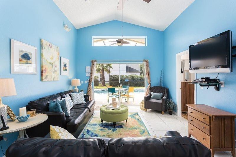 4 Bedroom 3 Bath Pool Home Near Disney. 4600FC - Image 1 - Kissimmee - rentals