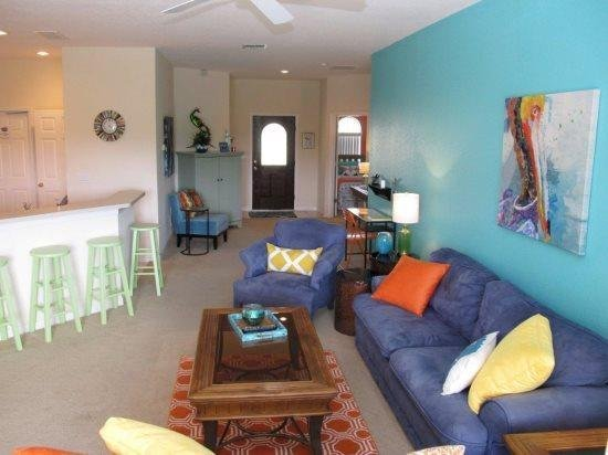 Disney Area 4 Bed 3 Bath Pool Home In High Grove. 16604CBW - Image 1 - Clermont - rentals