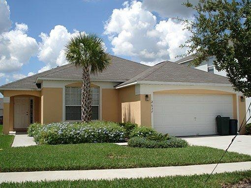 4 Bed 3 Bath Pool Home With 2 Master Suites & Games Room. 2637EIB - Image 1 - Four Corners - rentals