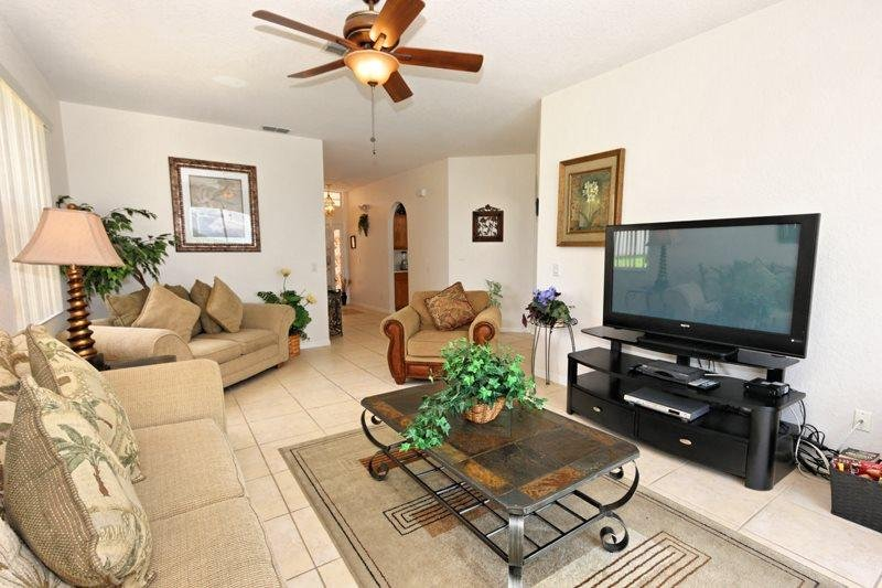 5 Bed 3 Bath Pool Home On The Prestigious Highlands Reserve Golf Course. 313GD - Image 1 - Davenport - rentals