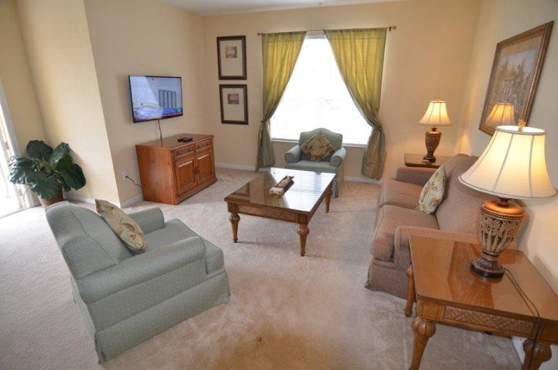 3 Bedroom Condo In The Fantastic Vista Cay Resort. 5025SL-208 - Image 1 - Orlando - rentals