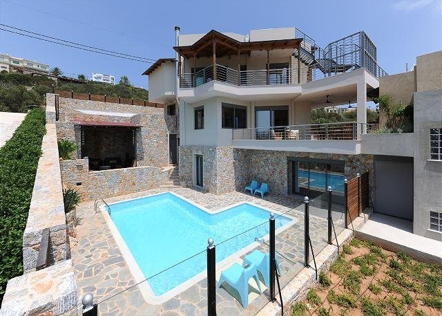Gorgeous Eco Friendly Seaside Athens Villa - Image 1 - Schinias,marathon - rentals