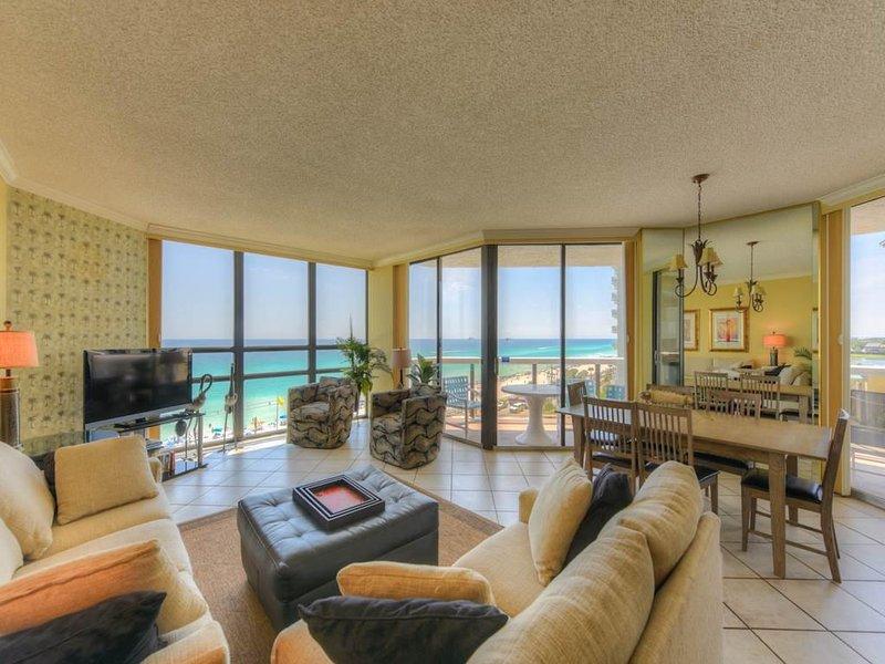 Surfside Resort 00502 - Image 1 - Miramar Beach - rentals