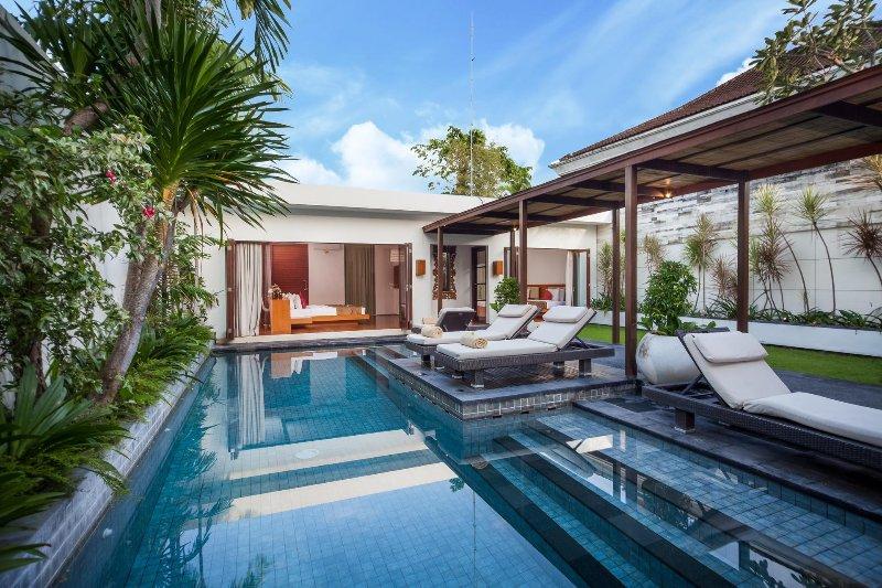 Swimming pool - Villa Illam - 2 Bedroom Private Villas - Seminyak - rentals