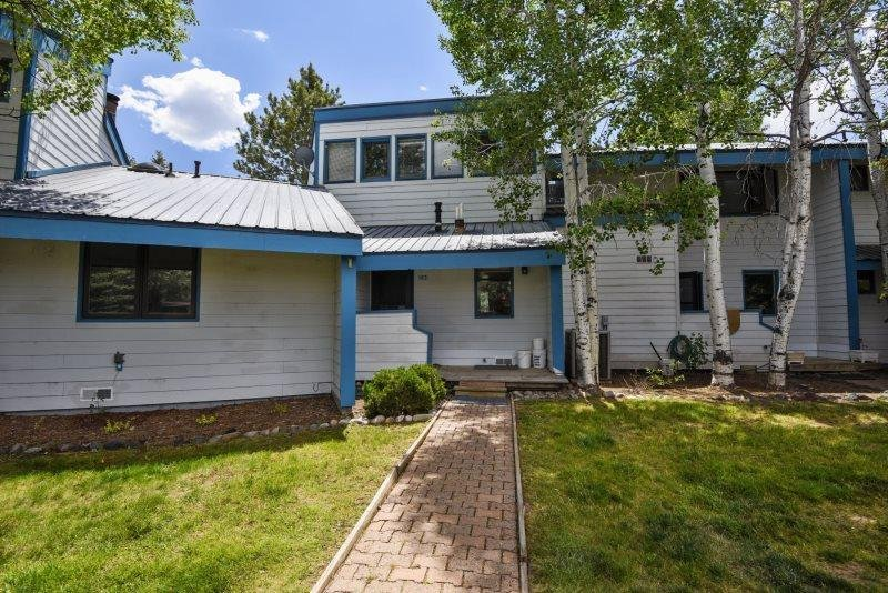 Aspenwood 4113 is a cute and quiet vacation condo, close to the golf course in - Image 1 - Pagosa Springs - rentals
