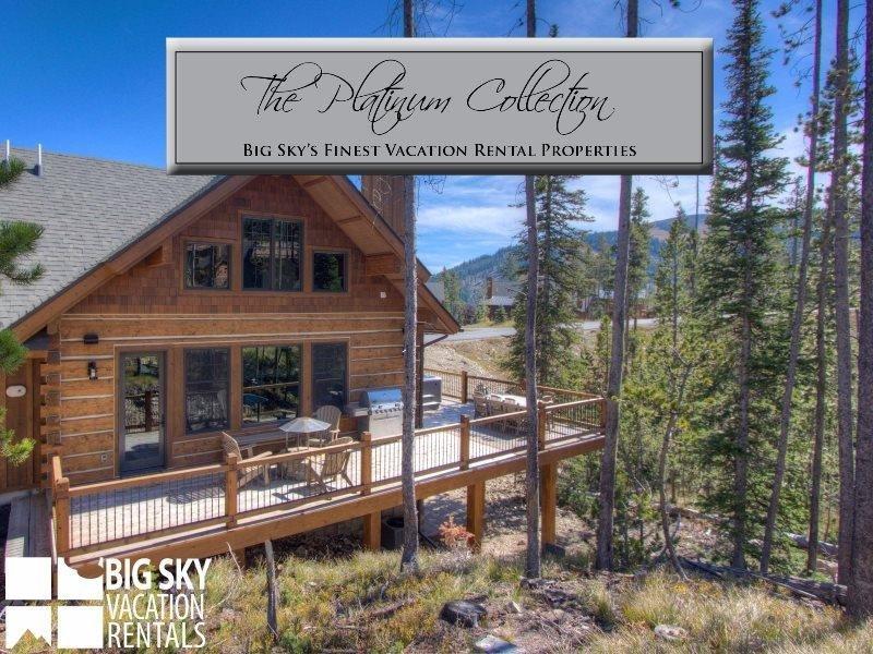 Big Sky Resort   Powder Ridge Cabin 9 Oglala - Image 1 - Big Sky - rentals