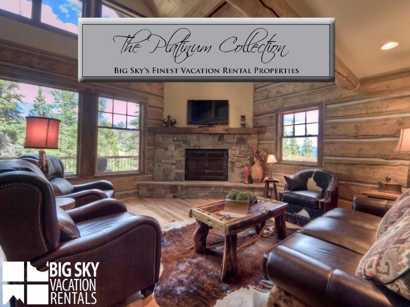 Big Sky Resort   Powder Ridge Cabin 10 Oglala - Image 1 - Big Sky - rentals