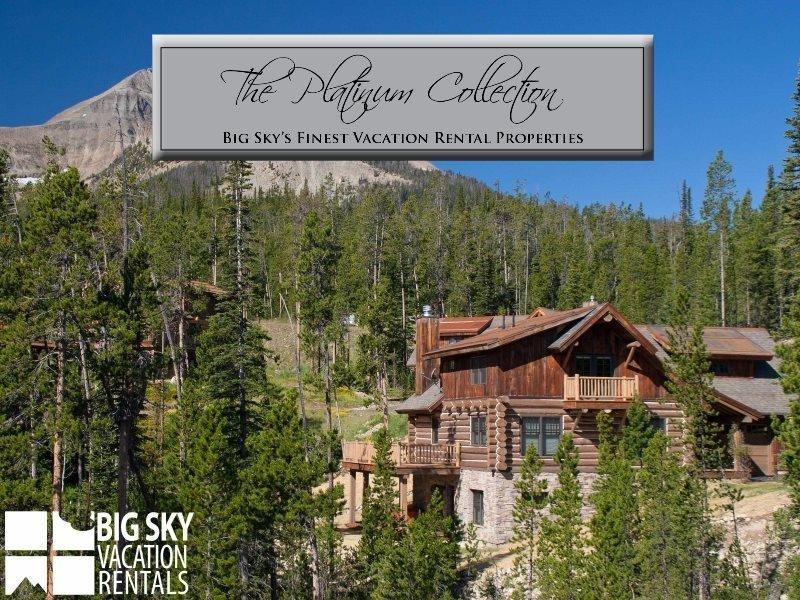 Big Sky Resort | Powder Ridge Cabin 7 Manitou - Image 1 - Big Sky - rentals