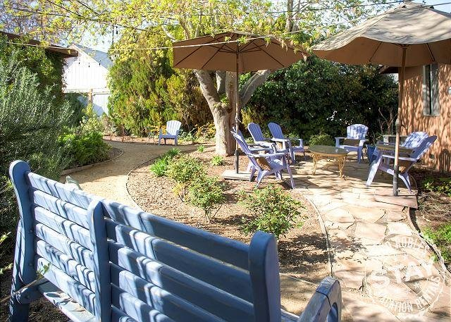 Paso Vine House, a Vintage Gem on the Westside of Downtown - Image 1 - Paso Robles - rentals