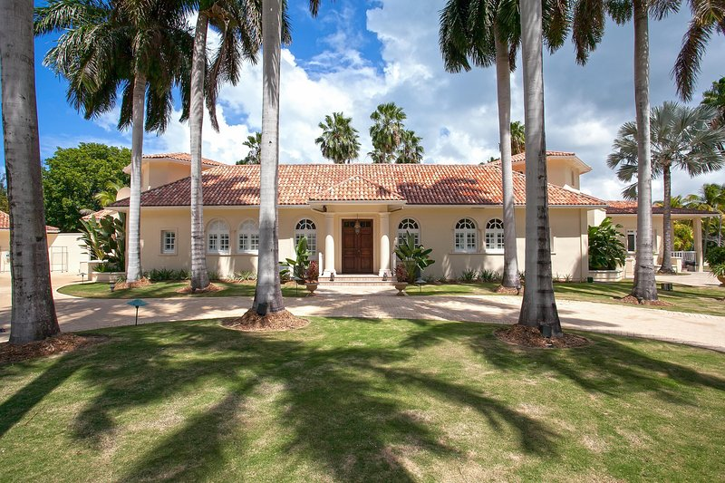 Le Chateau des Palmiers - Image 1 - Saint Martin-Sint Maarten - rentals