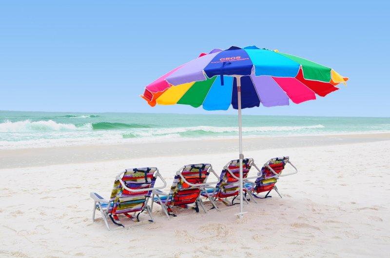 Waterscape C505 - Family Friendly, Beachfront, Fun - Image 1 - Fort Walton Beach - rentals