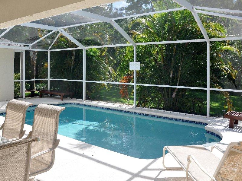 Most private backyard in Orlando! Minutes 2 Disney - Image 1 - Loughman - rentals