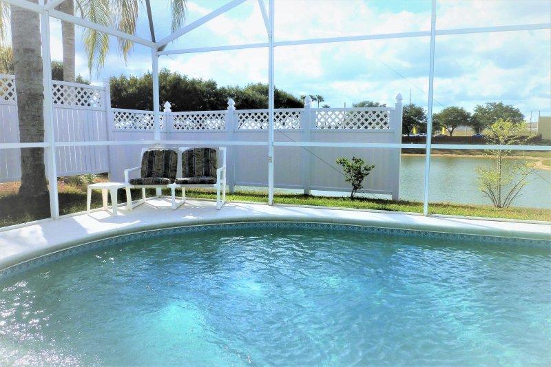 Wonderful Lake View Orlando Vacation Rental Home - Image 1 - Davenport - rentals