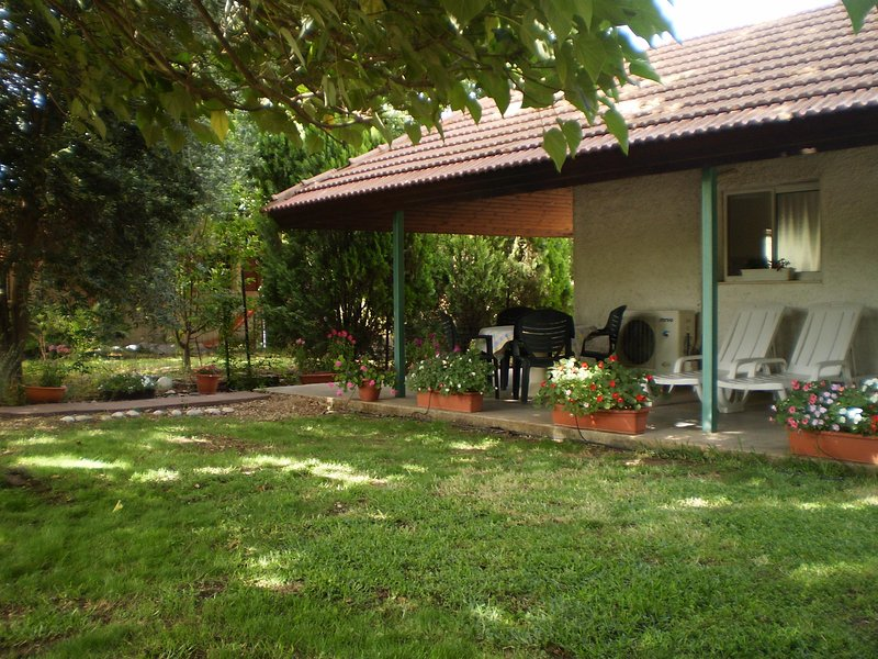 At Our Yard - Vacation Apartment in upper Galilee - Image 1 - Yesod Hamaala - rentals