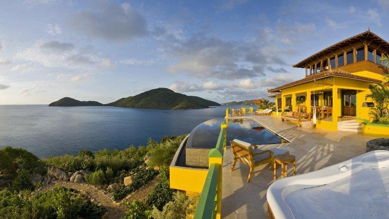 Golden Pavilion - Image 1 - Tortola - rentals
