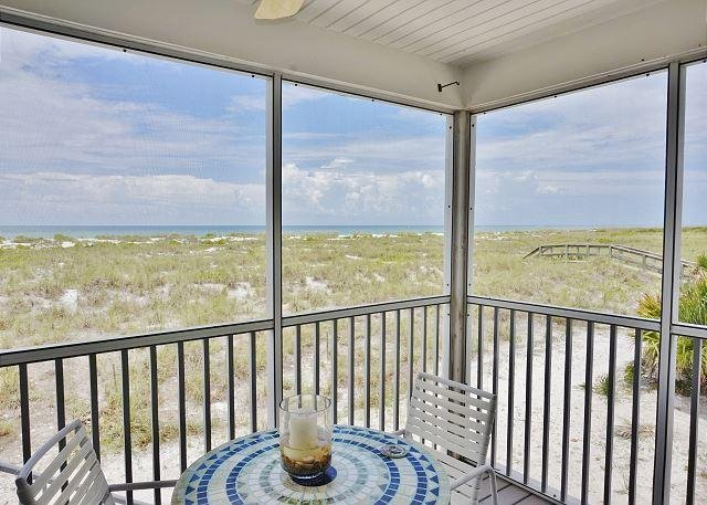 Unobstructed view in this deluxe two bedroom - Image 1 - Cape Haze - rentals