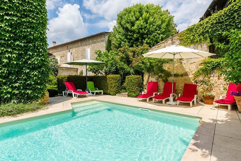Maison Acacia - Image 1 - Saint-Pey-de-Castets - rentals