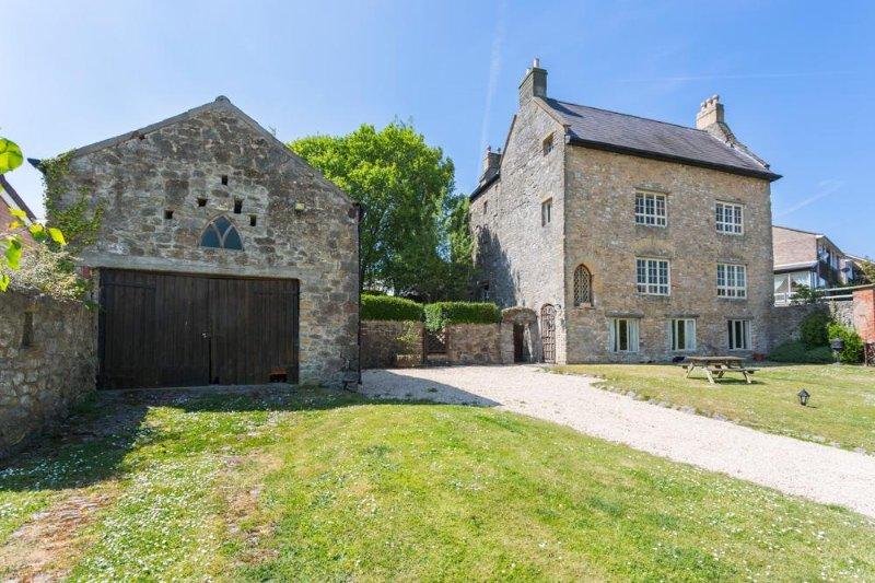 The Medieval Manor - Image 1 - Caldicot - rentals