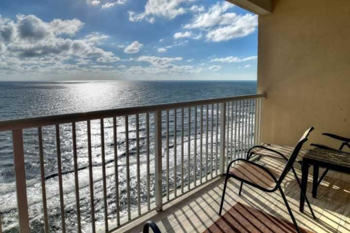 This unit is located on the 19th floor.  Spectacular views! - 1908 Majestic Beach Resort Tower I - Panama City Beach - rentals