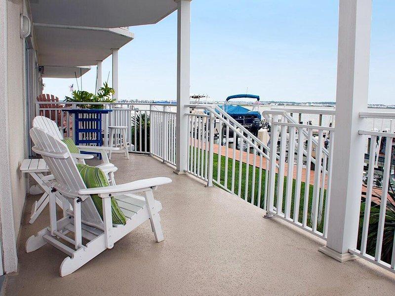 Bahia Vista I 103 - Waterfront Condo Near Boardwalk! - Image 1 - Ocean City - rentals