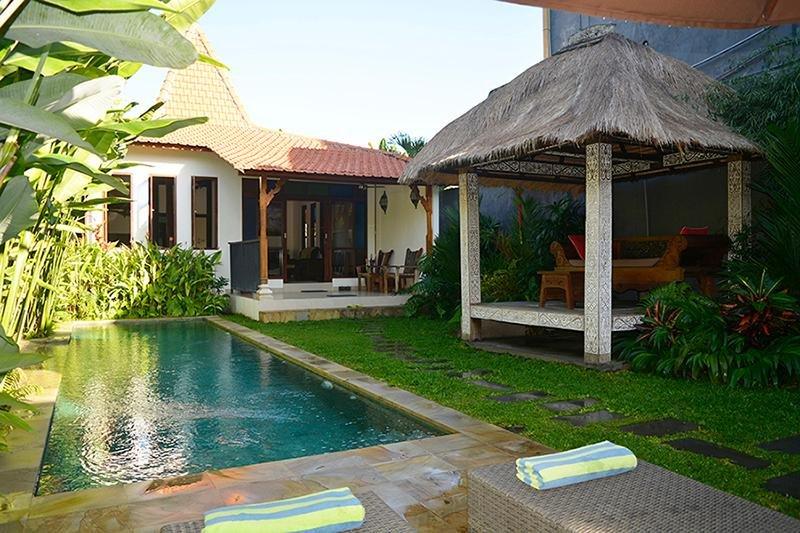Villa Paradise - a modified Joglo in the tropics - Image 1 - Ubud - rentals
