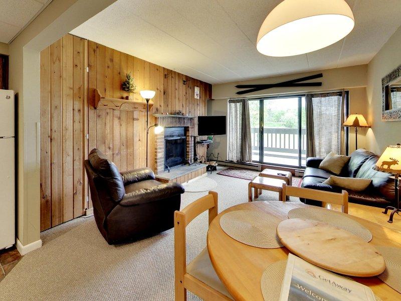 Living Room - Mt Green 1-B9 - Killington - rentals