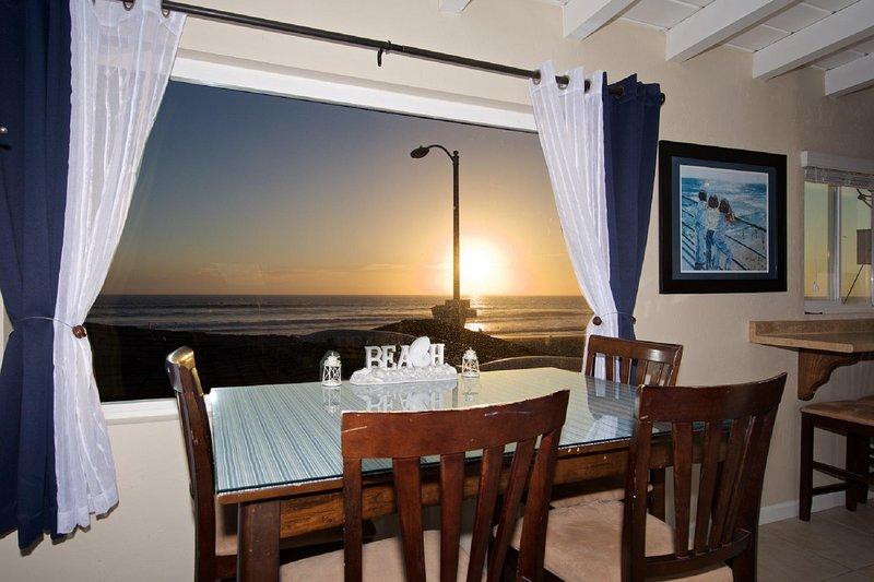 San Diego  Full Ocean View Zanzibar Jewel Condo One House from the Ocean!! - Image 1 - Pacific Beach - rentals